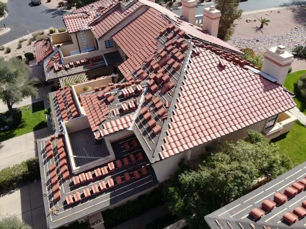 Roofing Southwest Tile Roofing